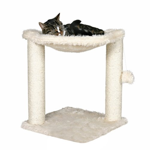 arbre chat hamac baza animabook. Black Bedroom Furniture Sets. Home Design Ideas