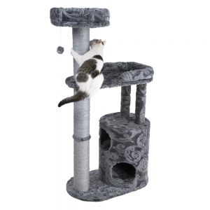 arbre a chat royal silver