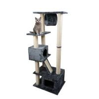 Arbre à chat Grey Square