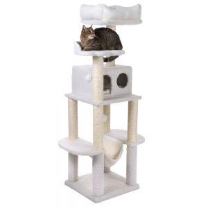 Arbre à chat Fluffy II