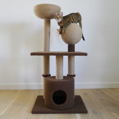 Arbre à chat Catwalk Coll Bay Rosewood